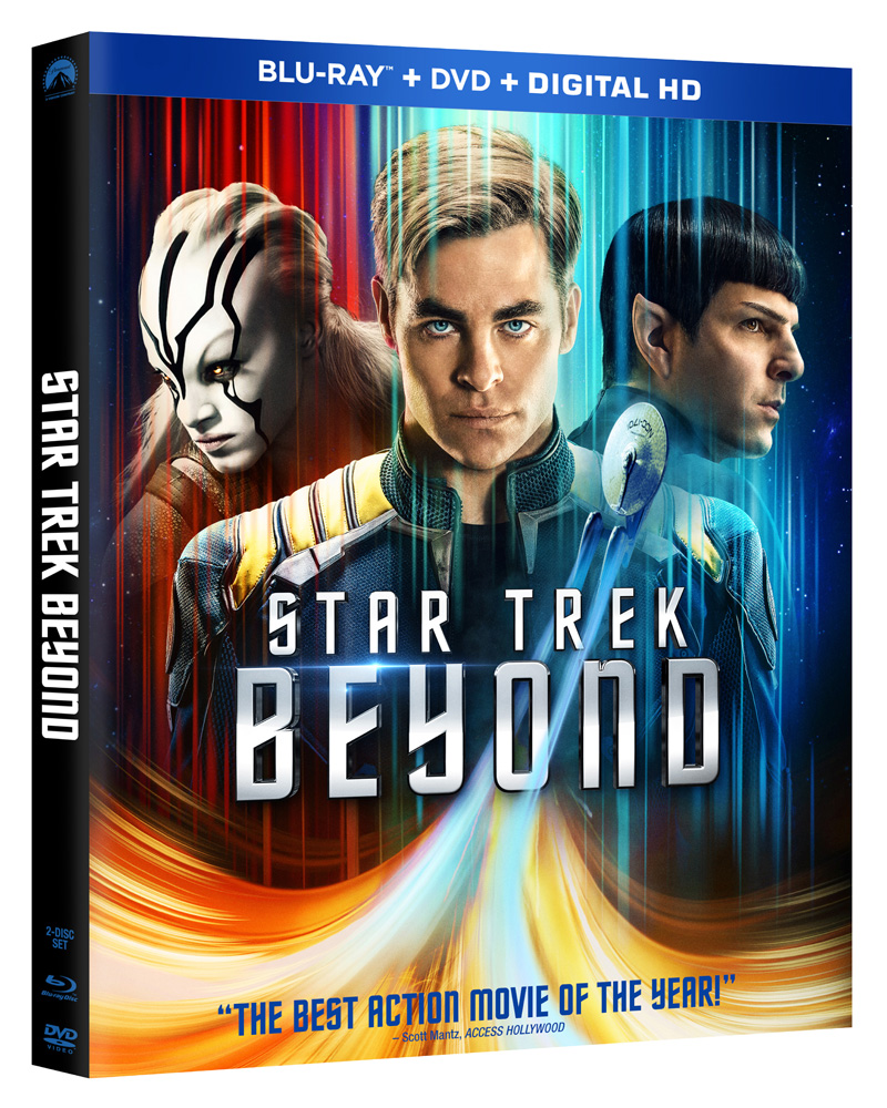 Lucifer Season 4 Release Date: Star Trek Beyond 4K Blu-ray, 3D, DVD And Digital Release