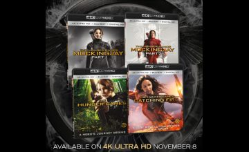 The Hunger Games 4K