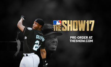 MLB The Show 17 Griffey Cover