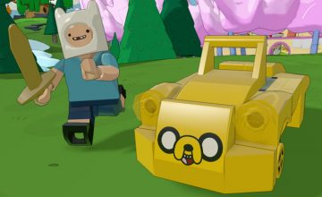 LEGO Dimensions Adventure Time Level Pack Review