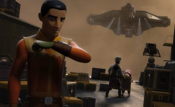 Star Wars Rebels The Wynkahthu Job Clip