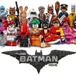 The LEGO Batman Movie Minifigures