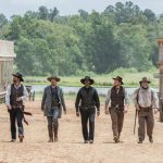 The Magnificent Seven 2016 4K Blu-ray