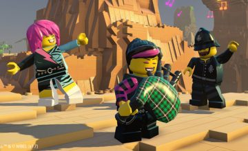 LEGO Worlds Release Date