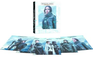 Target Exclusive Star Wars: Rogue One Blu-ray