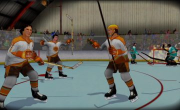 Old Time Hockey Review