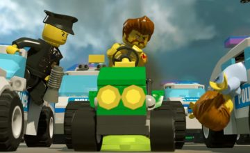 LEGO City Undercover Vehicle Trailer