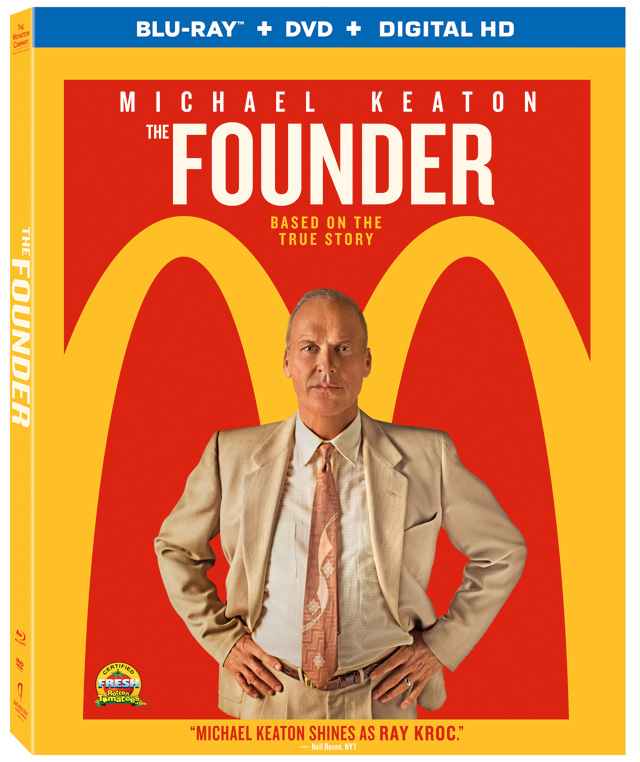 Warriors Vs Knights Live Stream Free: 'The Founder' Starring Michael Keaton Serving Up On Blu
