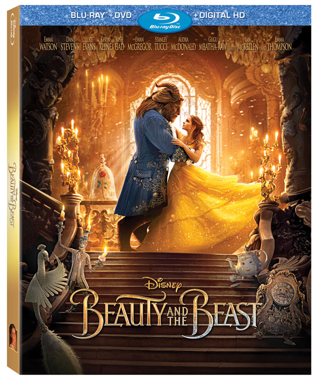 Disney S Live Action Beauty And The Beast Blu Ray Dvd And Digital Bound In June Thehdroom