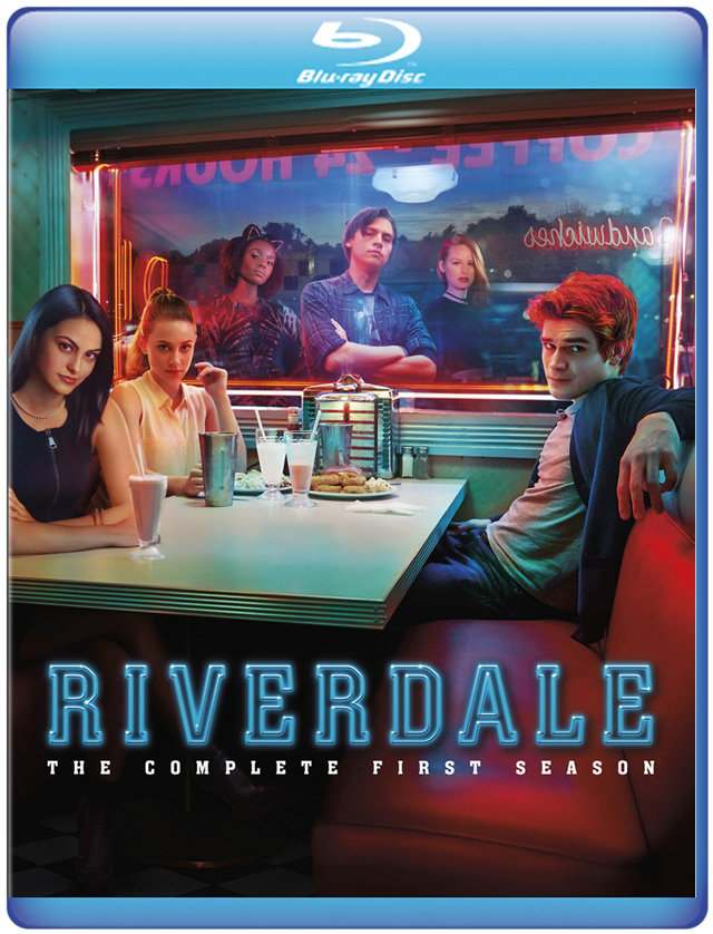 Riverdale Season 1 Blu Ray And Dvd Release Date Details