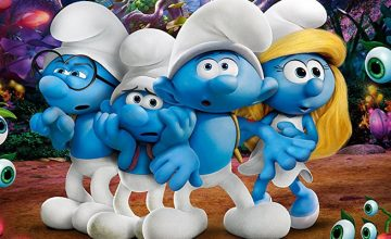 Smurfs The Lost Village 4K
