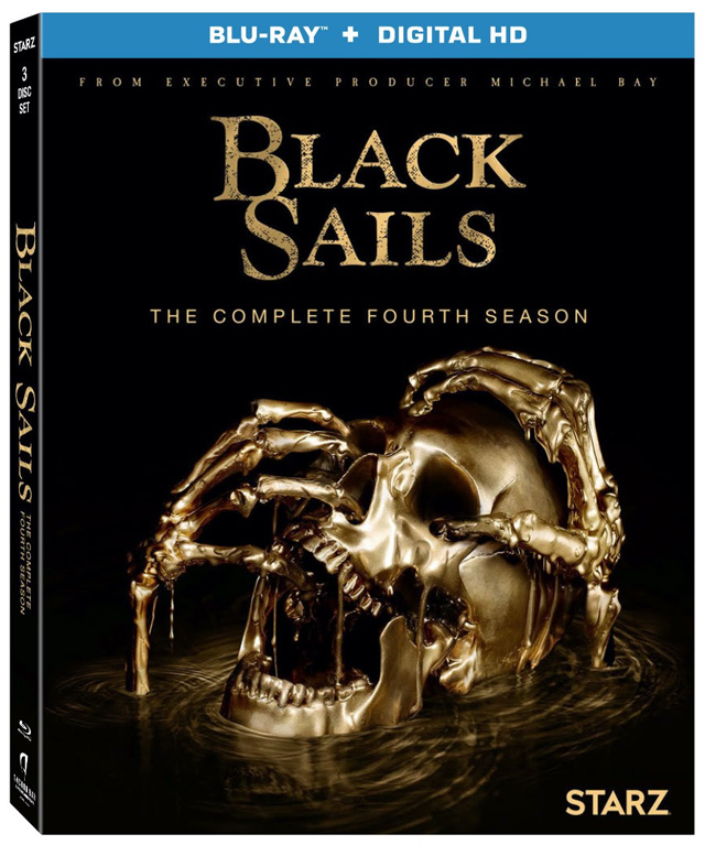 Warriors Vs Rockets Live Stream Game 6: 'Black Sails' Season 4 Blu-ray And DVD Release Date And
