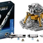 LEGO NASA Apollo Saturn V Rocket