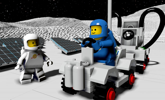 LEGO Worlds' Gets Switch Version, Classic Space DLC Pack - TheHDRoom