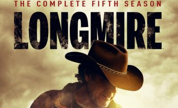 Longmire Season 5 Blu-ray