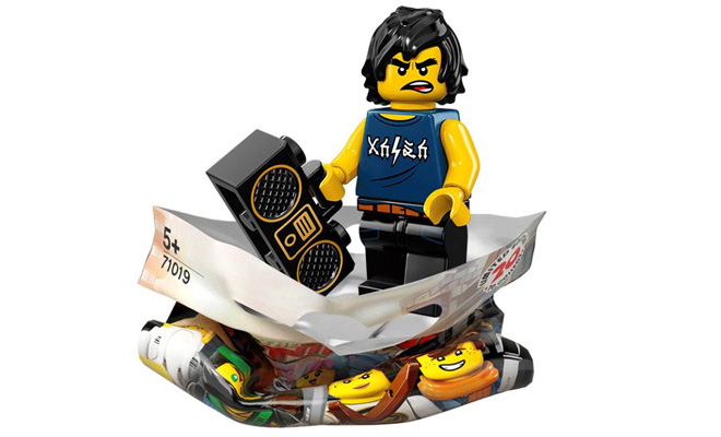 The LEGO Ninjago Movie' CMF Figures and Sets: Breaking Them Down ...