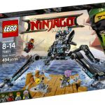 The LEGO Ninjago Movie Water Strider