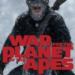 War for the Planet of the Apes 4K 3D