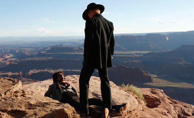More new 4K Ultra HD announcements from Lionsgate & HBO including Westworld: Season One!