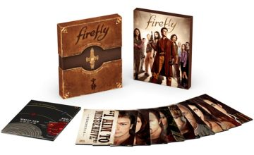 Firefly 15th Anniversary Blu-ray