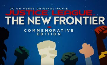 Justice League: The New Frontier Commemorative Edtiion