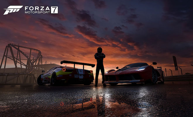 Forza Motorsport 7 Goes Gold and Demo Announced