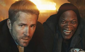 The Hitman's Bodyguard 4K