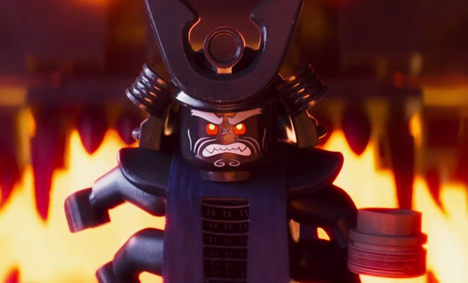 The LEGO Ninjago Movie' Review: Father, Son and Everyone Else ...