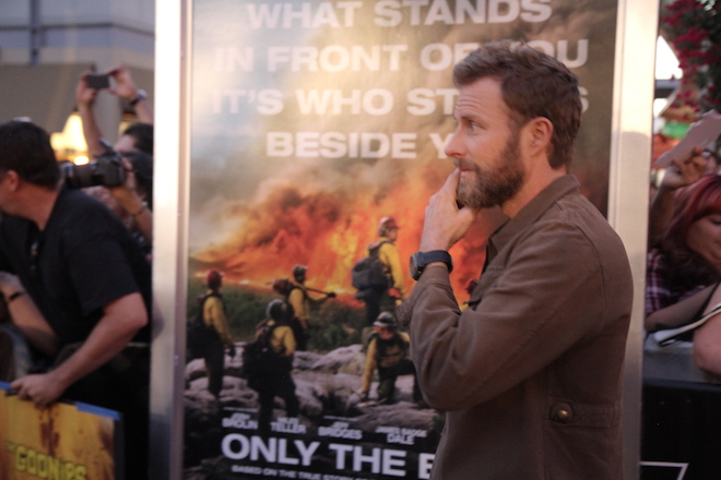 Only the Brave Interview