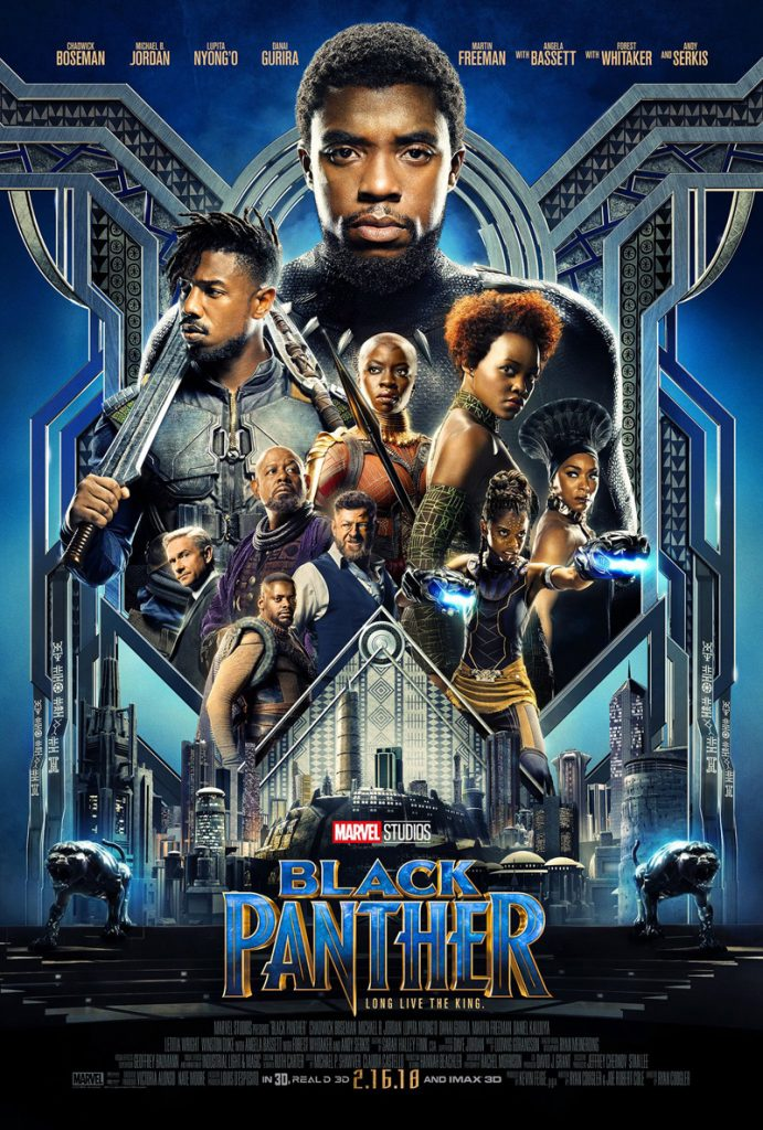 Marvel's 'Black Panther': New Trailer and Poster Arrive - TheHDRoom