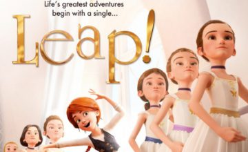 Leap Giveaway