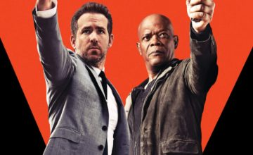 The Hitman's Bodyguard Giveaway