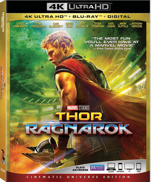 Warriors Vs Rockets Live Stream Game 6: 'Thor: Ragnarok' 4K, Blu-ray And Digital Release Date And