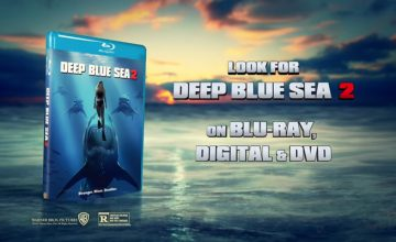 Deep Blue Sea 2 Blu-ray