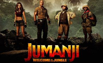 Jumanji: Welcome to the Jungle 4K