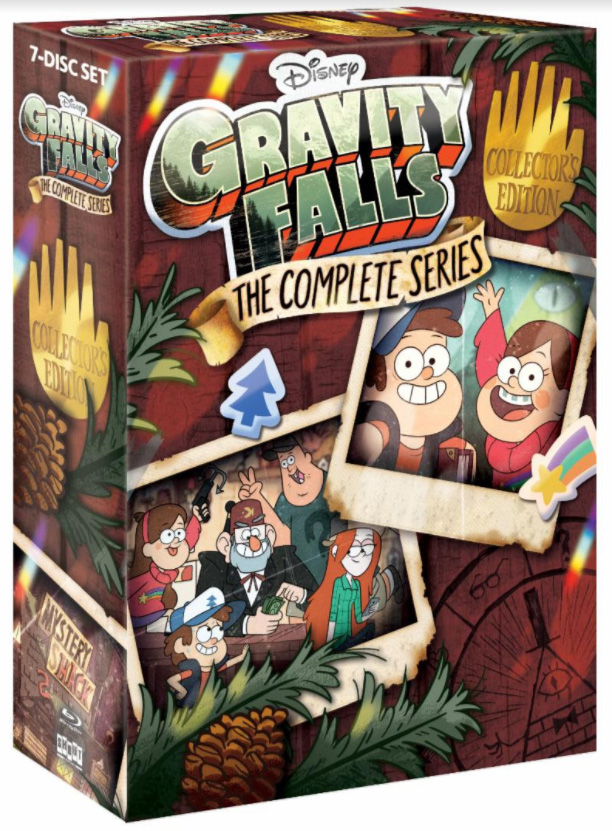 gravity falls and -#main