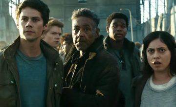 Maze Runner The Death Cure 4K