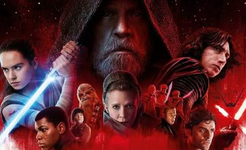 Star Wars The Last Jedi Giveaway
