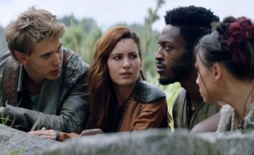 The Shannara Chronicles Season Two Blu-ray