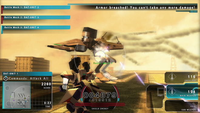 Assault Gunners: HD Edition Review