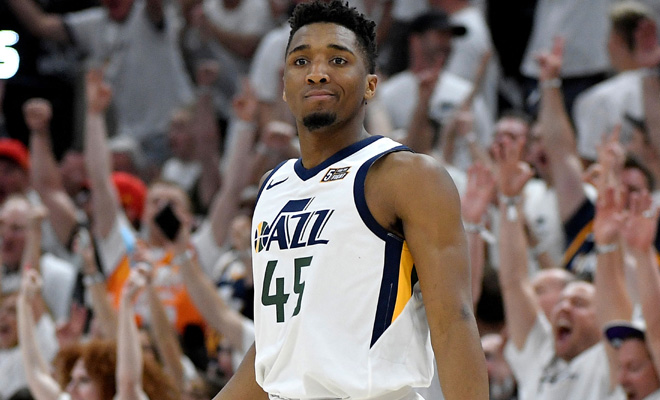 Watch Utah Jazz vs Houston Rockets Online Live ABC Free Streaming NBA Playoffs Basketball Game ...