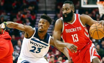 Watch Rockets vs Timberwolves online