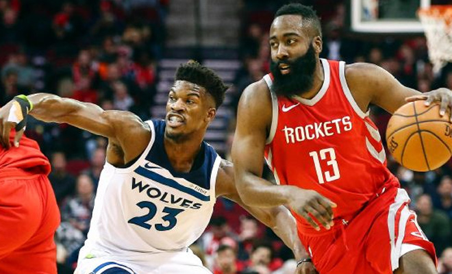 Watch Houston Rockets vs Minnesota Timberwolves Online Live Streaming NBA Playoffs Series on TNT ...