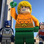 LEGO DC Comics Super Heroes: Aquaman - Rage of Atlantis Blu-ray