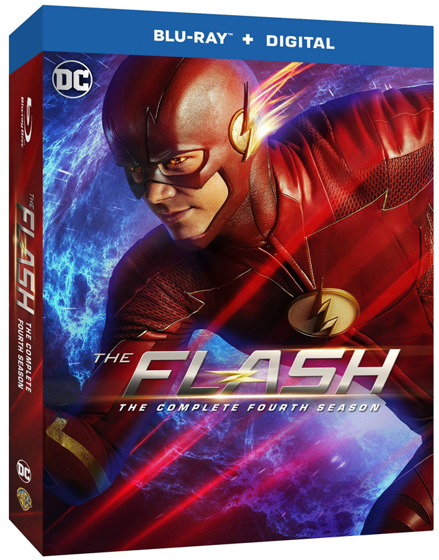 'The Flash' Season 4 Blu-ray and DVD Zooms into Stores This August - TheHDRoom